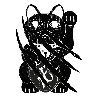 luckycat fudowear