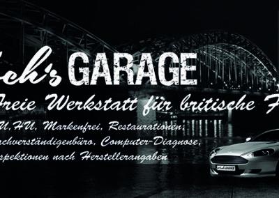 Kochs Garage Banner