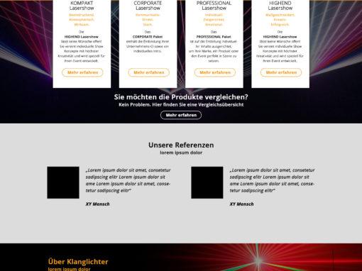 Design Klanglichter