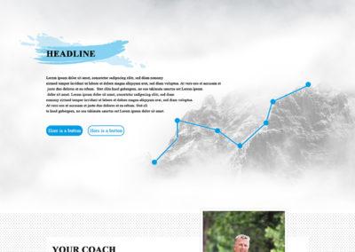 mountain theme