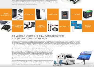 solarkontor webseite